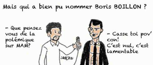 Boris Boillon ambassasdeur abdos facebook vulgaire interviews