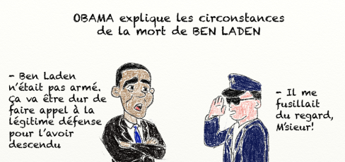 explication mort ben laden assassinat defense vérité secret