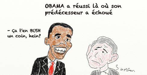 Ben Laden Oussama décès Obama Barack