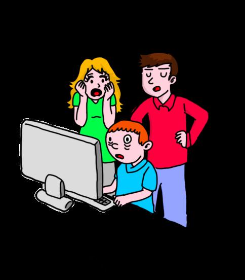 Les addictions chez les jeunes geek ordinateur accro meuporg jeux vidéos internet