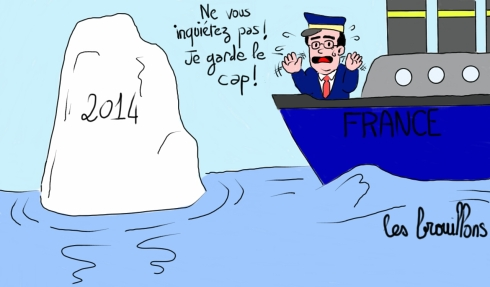 PS Hollande Titanic iceberg mer eau paquebot hollande catastrophe