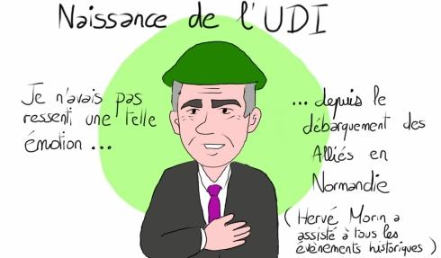 Hervé Morin UDI Centre Boorlo