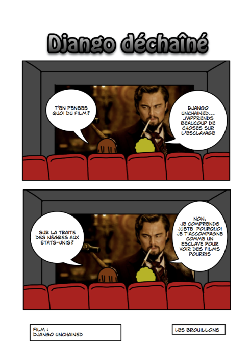 Django unchained cinéma Tarantino