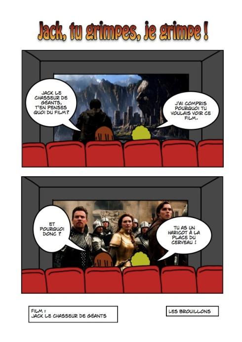 Jack le chasseur de géants film ciné