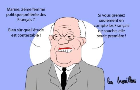 Jean Marie Lepen, français de souche patriotisme racisme nationalisme xénophobie