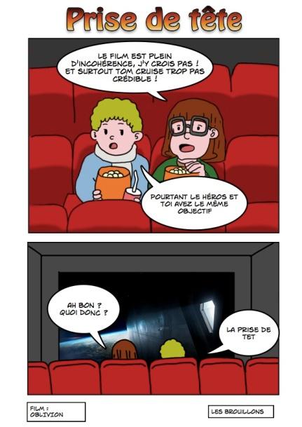 Oblivion Tom Cruise science fiction