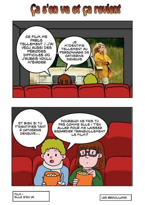 cinéma elle s'en va catherine deneuve film français