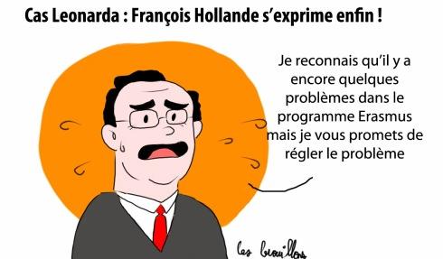 Leonarda Hollande rom PS immigration rom kosovo