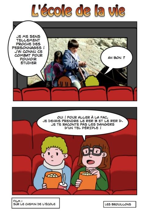 Pascal Plisson film français documentaire éducation