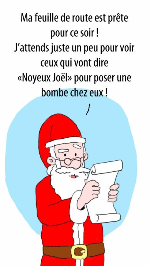 Noyeux Joel Joyeux Noel perd noel