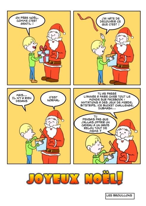 joyeux noel, christmas, ice bucket challenge, dub mash, relou, Facebook