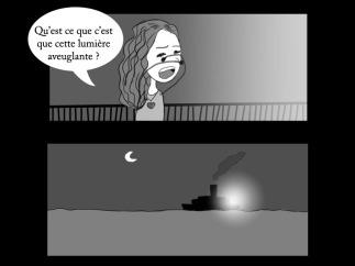 Tu vois la lumière?