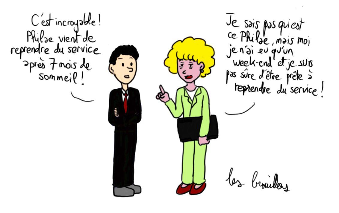 reveil de Philae, dessin