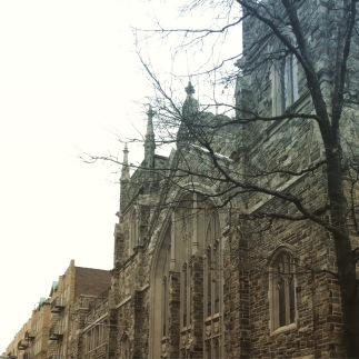 Abyssinian Church à Harlem