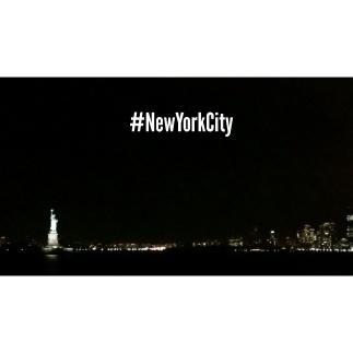 New York vu depuis un ferry